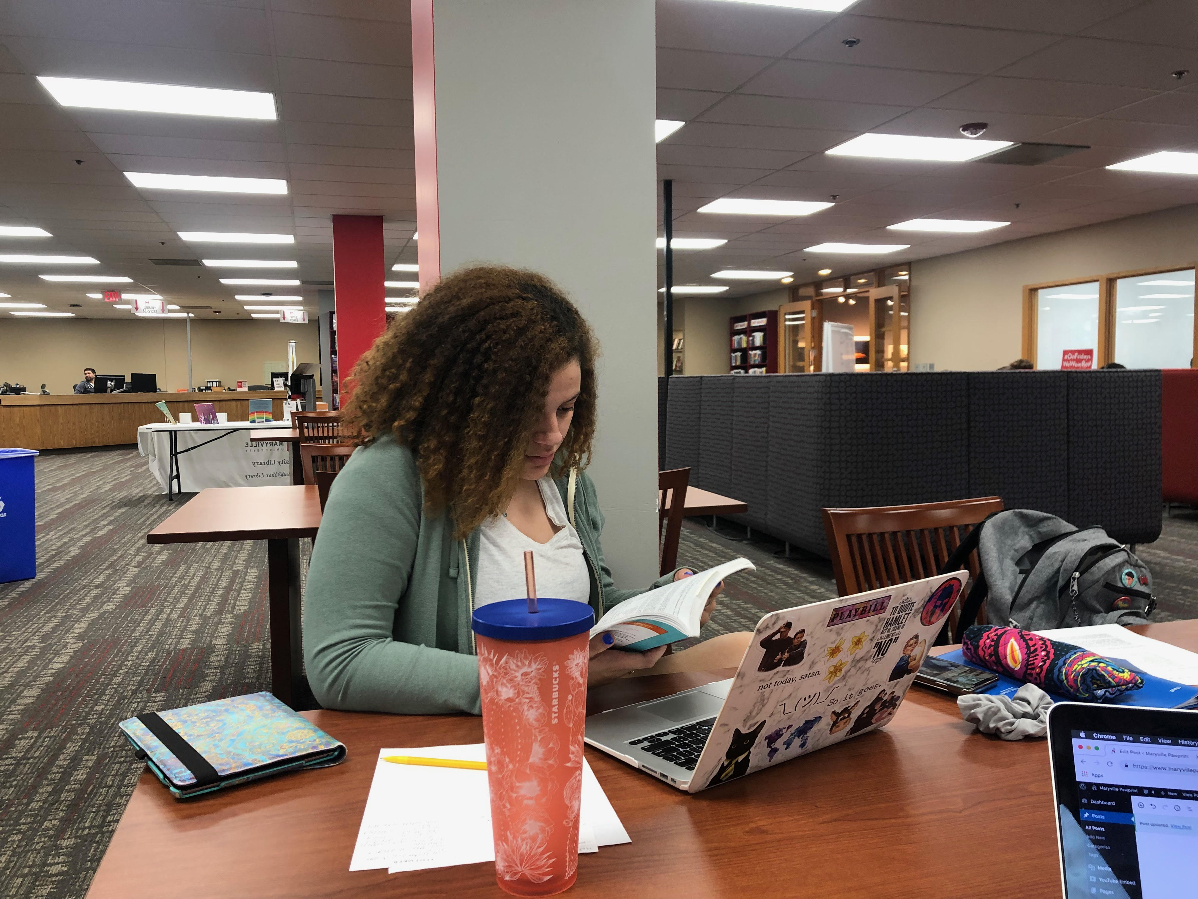 How to Survive Finals Week – Maryville Pawprint